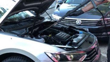 Autoaufbereitung Dampfstrahler