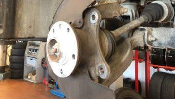Bremsscheibe ersetzen