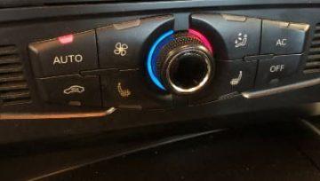 Klimaanlage Kontrolleinheit Autoinnenraum